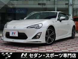 トヨタ 86 2.0 GT モデリスタエアロ 6速MT リアスポイラー