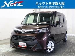 トヨタ タンク 1.0 G S トヨタ認定中古車 SDナビ 衝突軽減装置