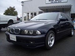 BMW 5シリーズ の中古車 525i 岩手県盛岡市 66.0万円