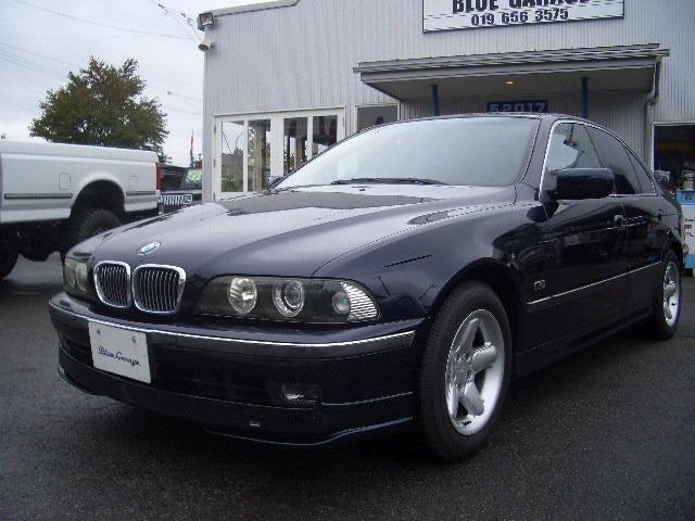 平成10年式 BMW 525I サンルーフ!入庫致しました!!走行74000Km!