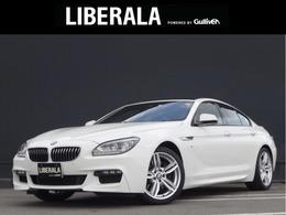 BMW 6シリーズグランクーペ 640i Mスポーツパッケージ 黒革/iDriveナビ/Bカメラ/19AW/LED/SR/ETC