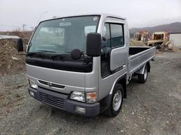 日産 アトラス 1.5トン平 ロング 4WD
