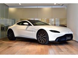 アストンマーティン ヴァンテージ 4.0 ストラタスホワイト 弊社デモカー 新車保証
