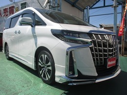 トヨタ アルファード 2.5 S Cパッケージ トヨタセーフティセンス モデリスタエアロ