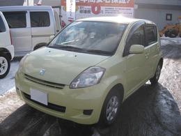 トヨタ パッソ 1.0 X 4WD