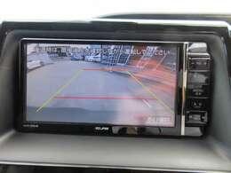 イクリプスSDナビ付き♪ ガイド線付バックカメラで駐車も安心ですね♪ 広角のカメラを使用しております♪