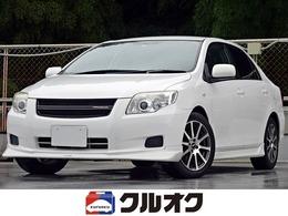 トヨタ カローラアクシオ 1.5 GT フルセグメモリーナビ ETC HID エアロ