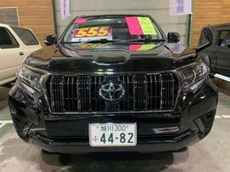 トヨタ ランドクルーザープラド 2.8 TX Lパッケージ ブラック エディション ディーゼルターボ 4WD