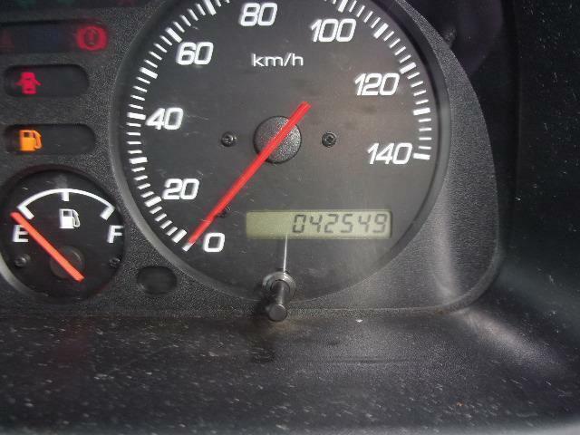 走行 42,550 kmです。
