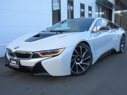 BMW i8 ベースモデル 左ハンドルワンオーナー禁煙車レザーシート
