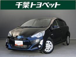 トヨタ アクア 1.5 G ブラックソフトレザーセレクション 社外メモリーナビ