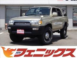 トヨタ ハイラックスサーフ 2.7 SSR-X ワイドボディ 4WD リフトアップ サンルーフ フルセグナビ