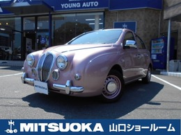 光岡自動車 ビュートハッチバック 1.2 なでしこ 光岡山口オリジナルシート・SDナビ