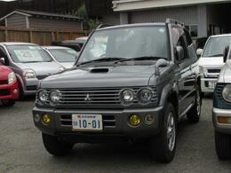 三菱 パジェロミニ Vターボ 4WD