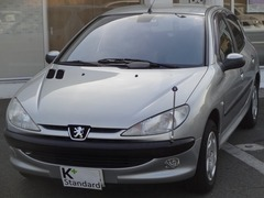 プジョー 206 の中古車 XT プレミアム 京都府相楽郡精華町 14.8万円