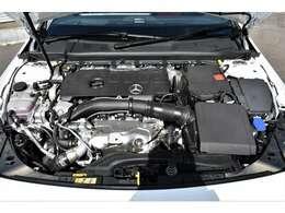 1,991cc直4ガソリンエンジンは224ps/5,500rpm☆最大トルク35.7kgf.m/1,800~4,000rpm☆☆(カタログ値)