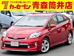 トヨタ プリウスPHV 1.8 G モデリスタエアロ/8インチナビ/禁煙車