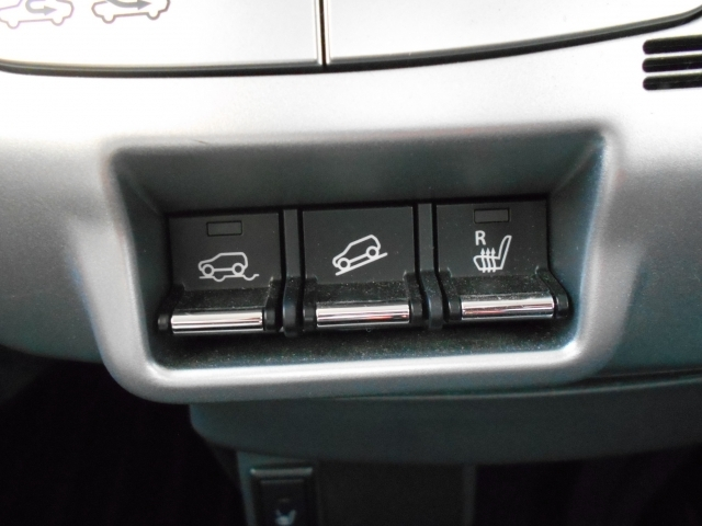 グリップコントロールやヒルディセントコントロールといったアクティブなレジャーも安心して楽しめる機能が付いてます。