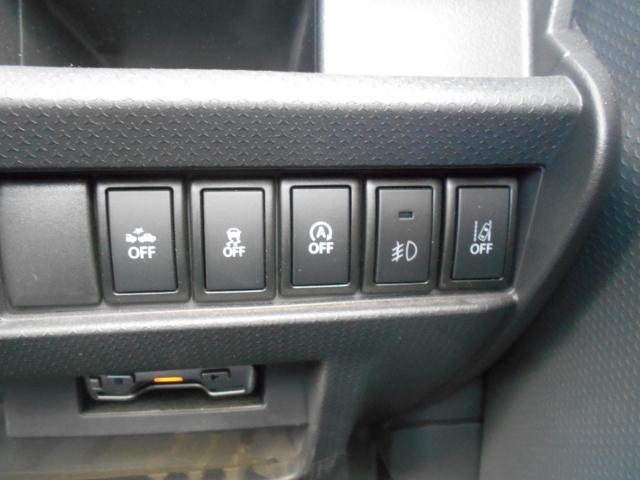 車線逸脱警告装置や衝突被害軽減ブレーキといった安全装備も充実です。