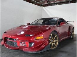 三菱 GTO 3.0 ツインターボ 4WD ワンオフボディ・車高調・Tベル済・R3/6月