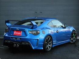 人気のWRブルー色!スタイルスポーツフルエアロ・リアウイング、D2ブレーキシステム等のアフターパーツ満載の1台!入庫です!