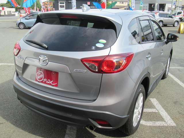 ユーザー買取車。ユーザー様から直接買取をした車になります。