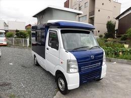 マツダ スクラムトラック AZ-MAX ka-i ポップアップルーフ 軽キャンパー FFヒーター 4WD