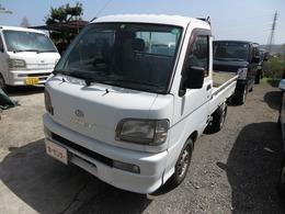 ダイハツ ハイゼットトラック 660 スペシャル 3方開 エアコン 5速MT