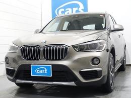 BMW X1 xドライブ 18d xライン 4WD 1オーナー禁煙インテリジェントセーフティ