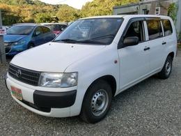 トヨタ プロボックスバン 1.5 DXコンフォートパッケージ 4WD キーレス タイミングチェーン ABS ETC
