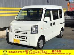 マツダ スクラム 660 バスター ハイルーフ 4WD MT エアコン 4WD