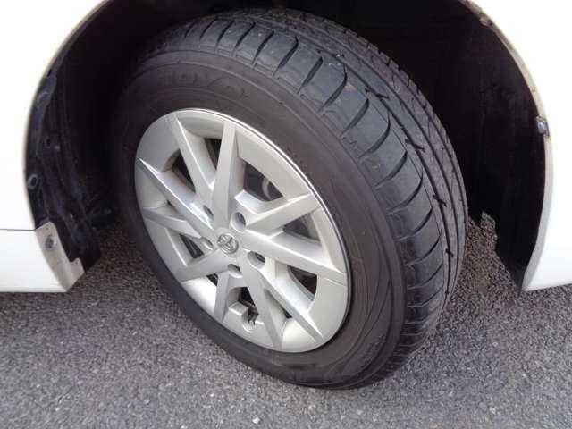 ★タイヤは中古車を購入する際のポイントの1つです♪買った後余計な費用をかけない為に要チェック♪