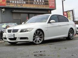 BMW 3シリーズ 320i Mスポーツパッケージ 6速MT19インチアルミサイバーナビ地デジ