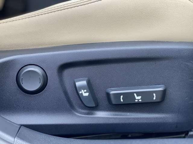 運転席用パワーシート