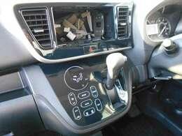 オーディオレス車です。ナビゲーションやオーディオの取り付けのご相談は、スタッフまでお気軽に、ご相談ください。