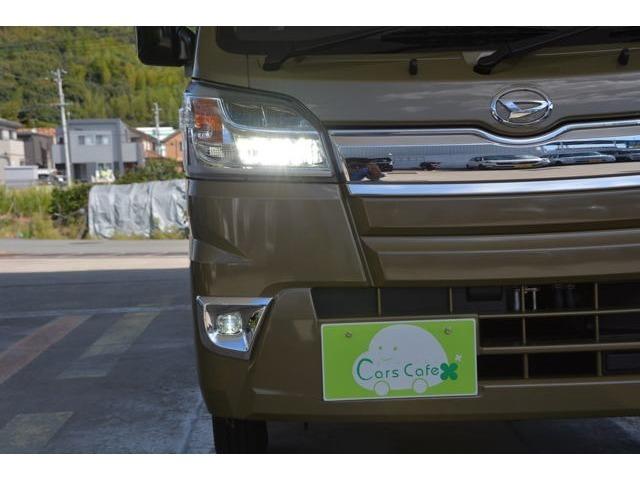 明るいLEDヘッドランプ、LEDフォグランプ装備です!夜道も見やすく安心ドライブを^^ABS、リヤ牽引フックも付いています♪お問い合わせは079-280-1118、カーズカフェ カーベル姫路東まで^^