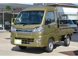 ダイハツ ハイゼットトラック 660 ジャンボ SAIIIt 3方開 4WD 4WD 4AT ブルーレイ搭載ナビETCマット付