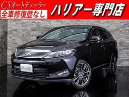 トヨタ ハリアー 2.0 プレミアム 黒ハーフレザーシート パワーバックドア