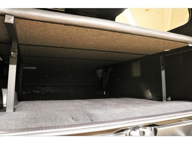ベッド下には収納スペース有り!仕掛け等の道具をしまうことも可能★