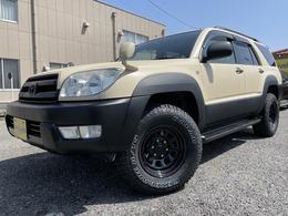 トヨタ ハイラックスサーフ 2.7 SSR-X 4WD デイトナ&タイヤ新品!! 塗装仕立!