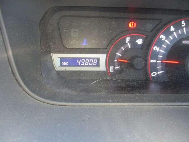 走行距離は、約50,000km。まだまだいけます。