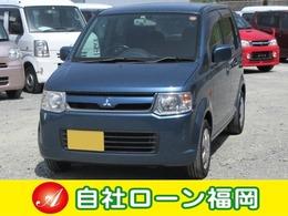三菱 eKワゴン 660 G 車検R4年2月 キーレス CD タイベル交換済