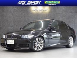 BMW 3シリーズ 335i Mスポーツパッケージ 1オナ禁煙 SR黒革 PDCパフォ-マンスマフラ-