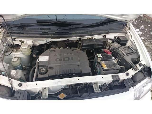納車時エンジンオイル・エレメントバッテリー交換致します。
