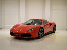 フェラーリ 488GTB F1 DCT 認定中古車保証 7年メンテナンス