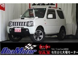 スズキ ジムニー 660 ワイルドウインド 4WD 運転席シートヒーター・社外HDDナビ