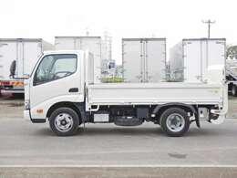車両総重量4575kg 最大積載量2000kg