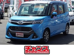 トヨタ タンク 1.0 カスタム G-T スマートキー ナビ TV DVD Bカメラ