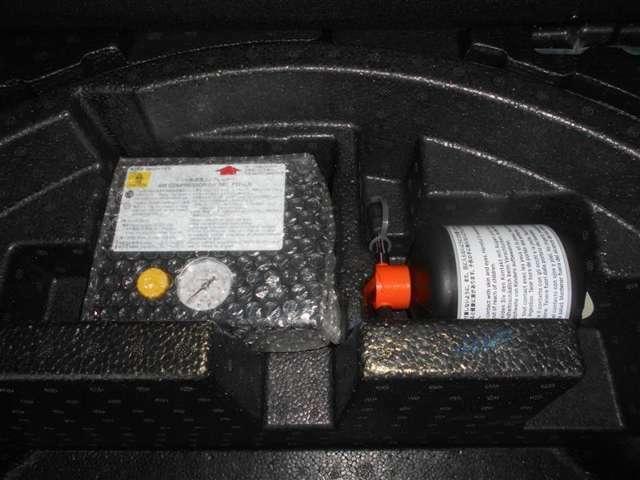 軽量コンパクトな修理キットは燃費向上に貢献します。これなら女性の方でも対応できますね☆☆