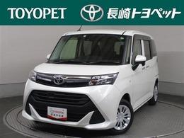 トヨタ タンク 1.0 X S 片側電動スライドドア・オーディオレス